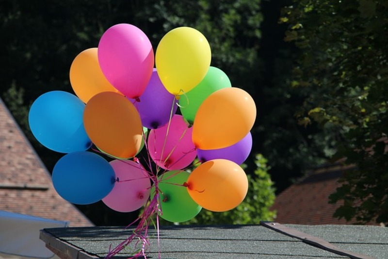 Helium Balloons - The Do's and the Don'ts for Kids Parties