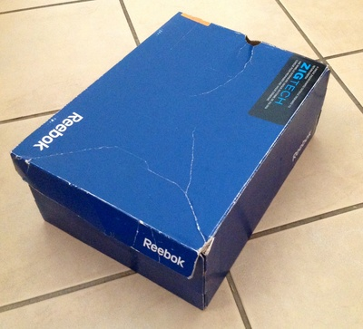 Box, container, storage, shoe box, cardboard box, lid, blue, container