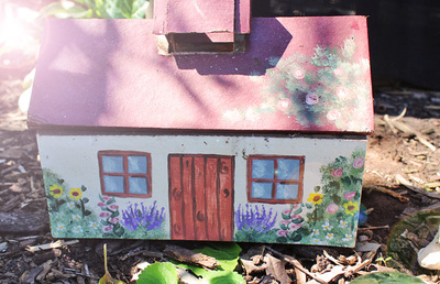 fairy garden, fun for kids, fairy house, magic, make believe