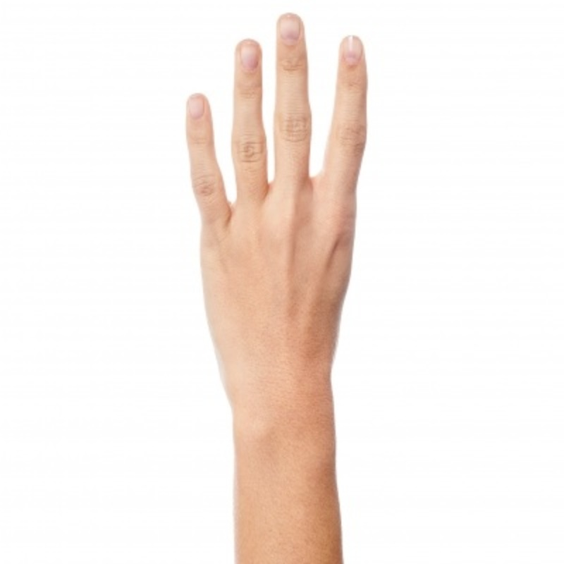 The Good Portion: Familiar Finger Gestures (and not the ones you ...