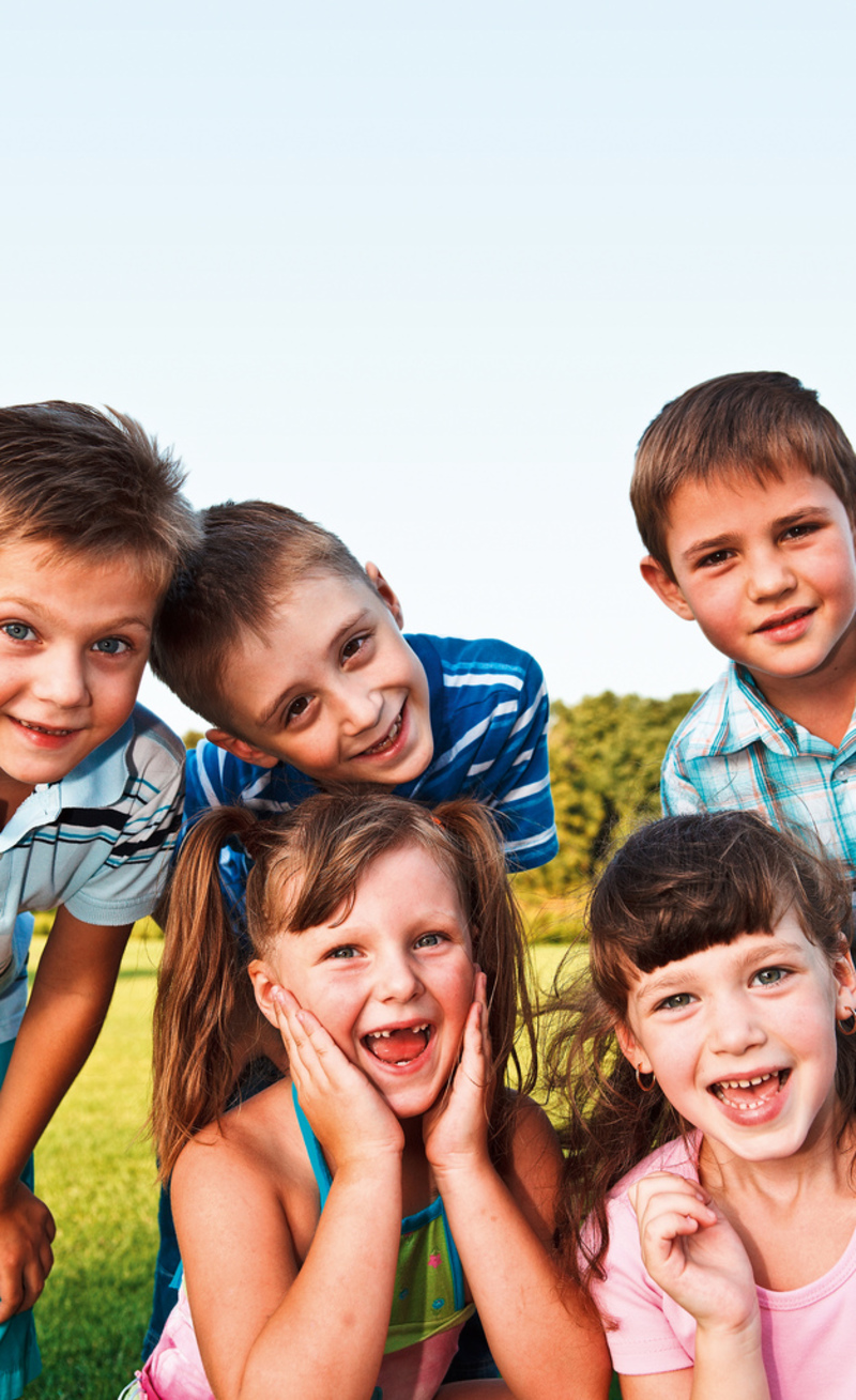 happy kids