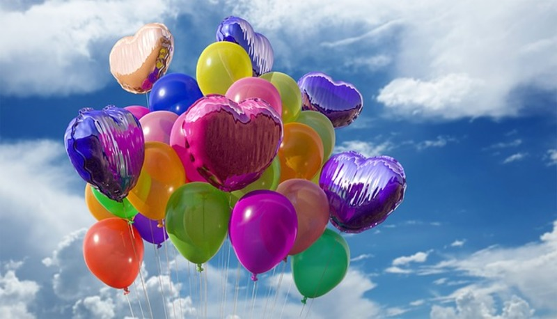 Helium Balloons. CCO License. Pexels, 2016
