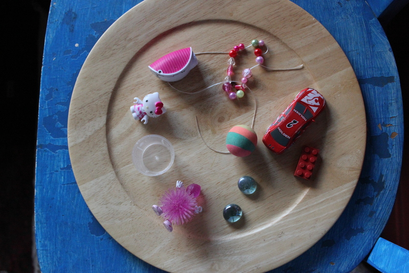 memory game for small kids  - Plate Memory Game
