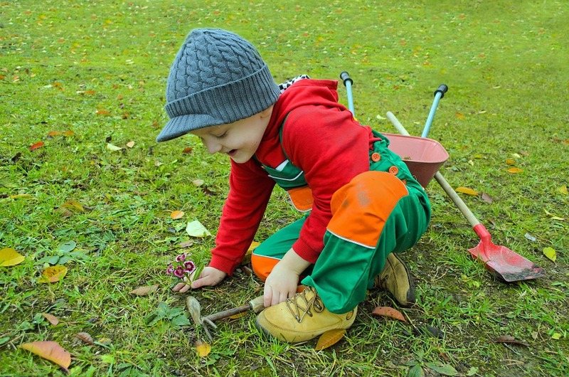 Five Fun Activities with Your Little Ones this Spring