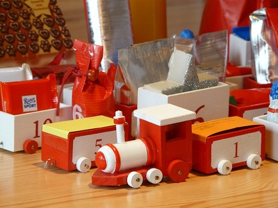 Awesome Toy Train